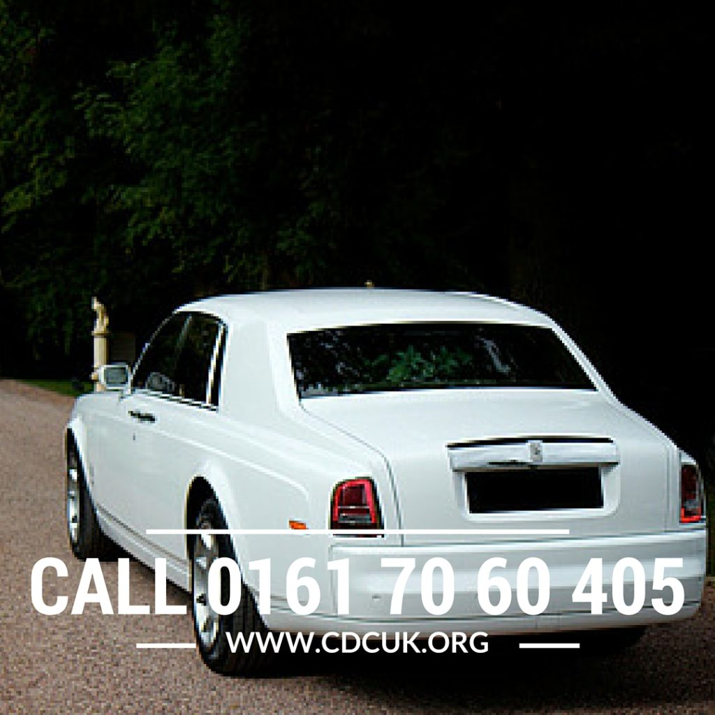 Rolls Royce Hire Manchester