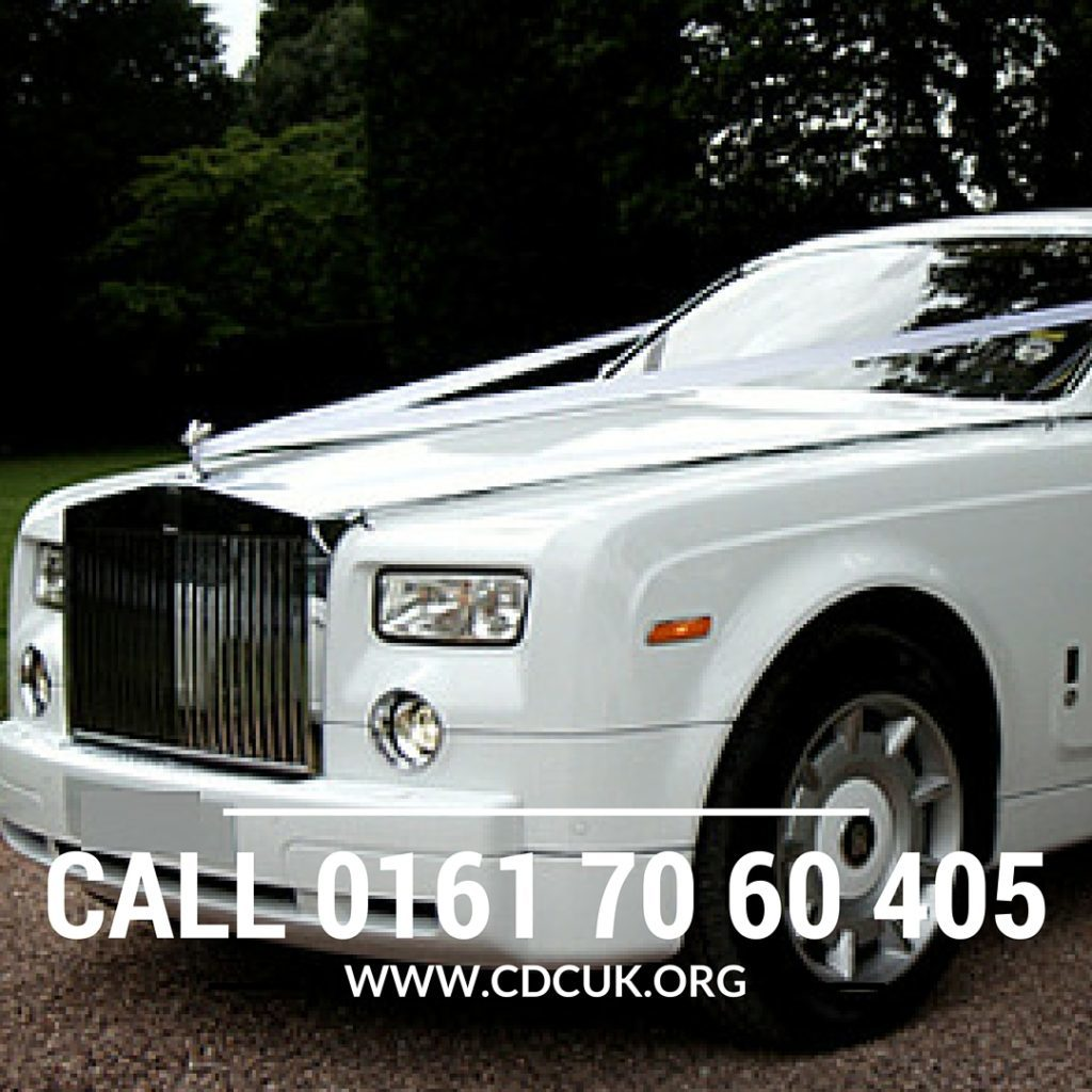 Rolls Royce Hire Tameside