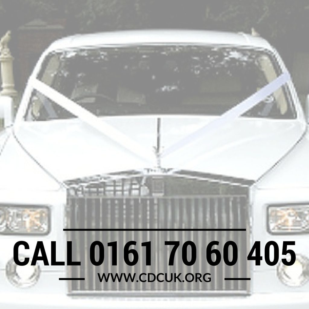 Wedding Cars Hire Manchester