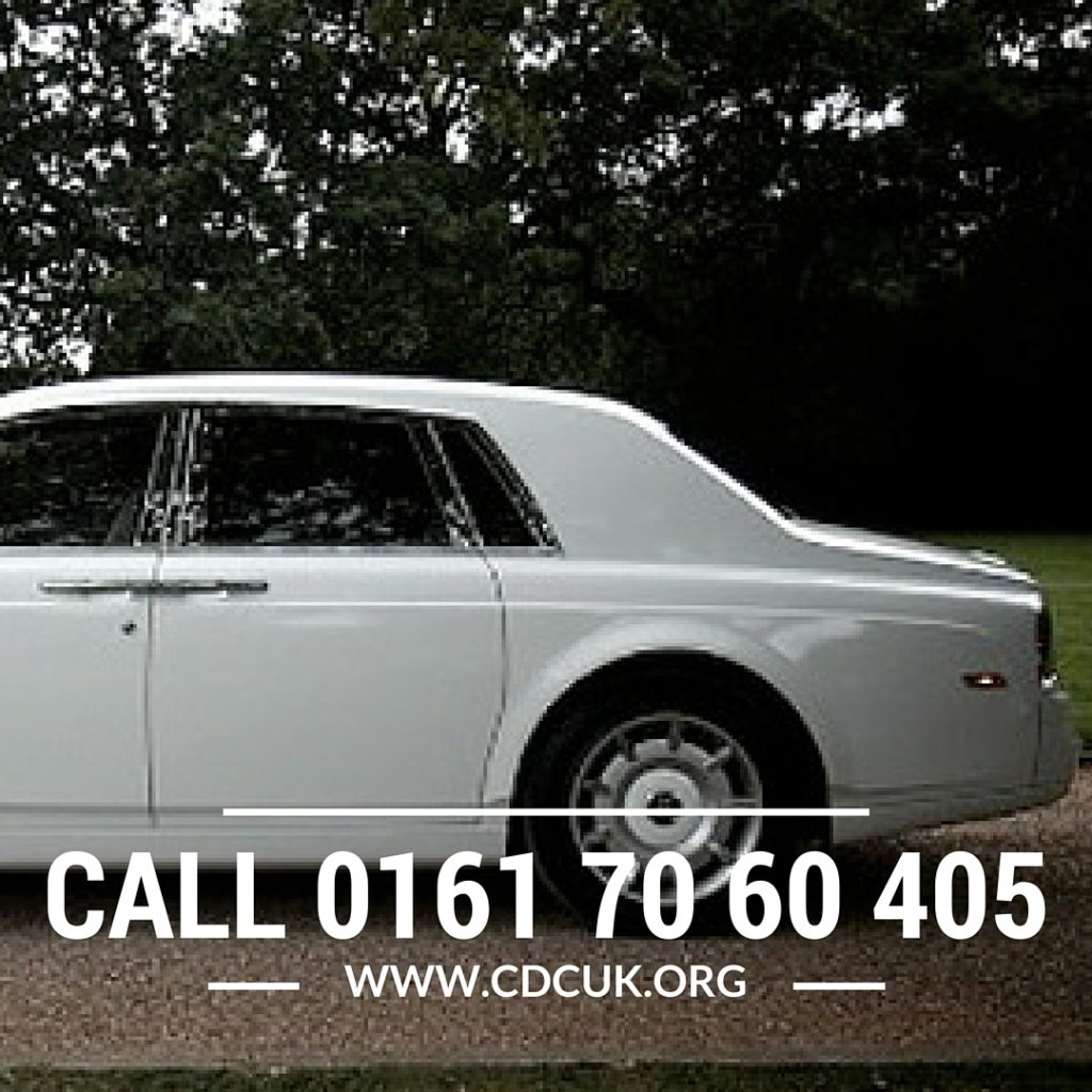 Wedding Cars Hire Tameside